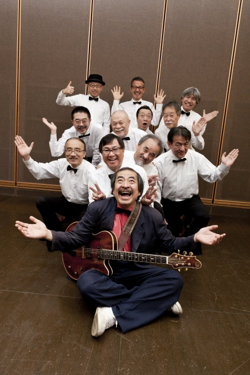吾妻光良& THE SWINGING BOPPERS