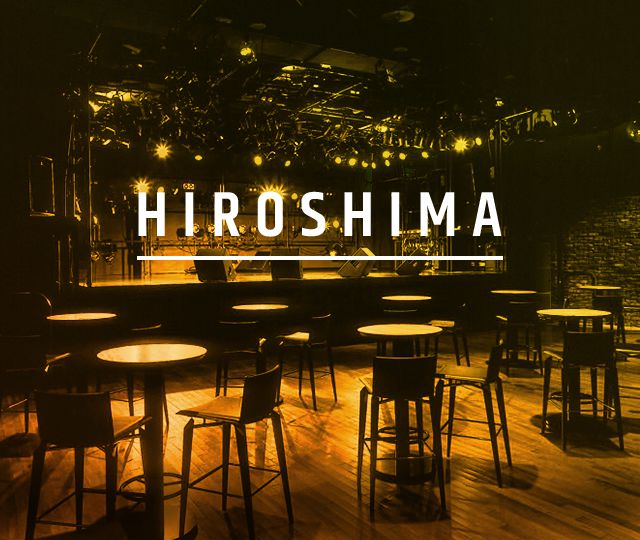 HIROSHIMA CLUB QUATTRO(広島クラブクアトロ)公式サイト